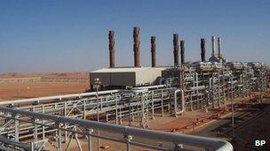 Militants abducted staff from the gas field at In Amenas