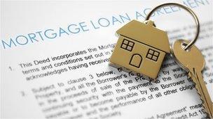 Mortgage form