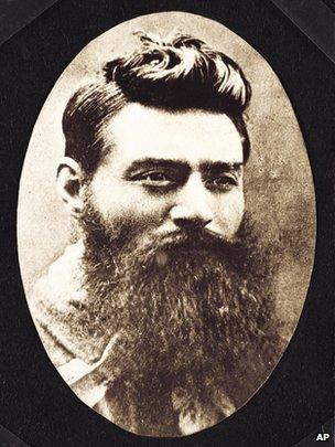 Ned Kelly: The outlaw who divides a nation - BBC News