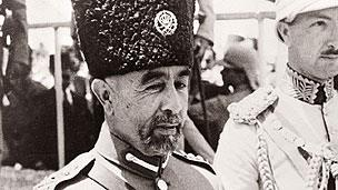 King Abdullah of Jordan pictured in 1948