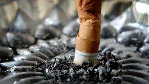 Bonyn sigarét