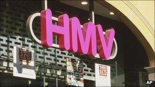 Hilco bought out HMV Canada in 2011