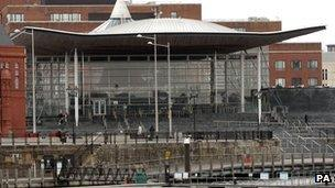 Welsh assembly: Two AMs took £30,000 pay cut, says
