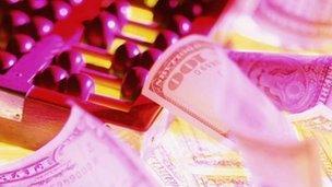 money, abacus