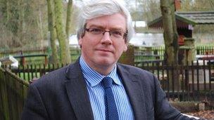 Stuart Ikeringill