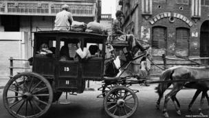 Horse buggy, 1978