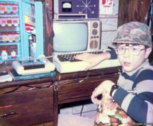 Commodore VIC-20 8 bit home computer