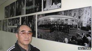 Zhuang Zedong in 2007