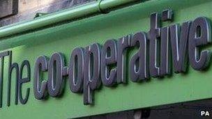 An Co-op