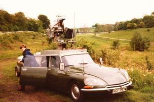 Car camera yng nghae ras Cas-gwent