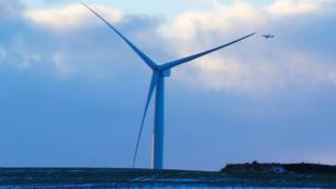 """It would appear that Elisabeth Liddell does not like wind turbines. She says: """"Where there was peace and beauty, there is now a wind farm. In the small village of Auchterless, Aberdeenshire, six massive wind turbines scar the landscape, each the height of a 20 storey skyscraper. This is just one of them."""""""