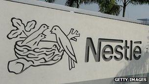 Nestle office