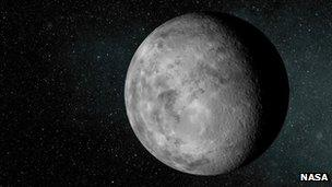 Artist's conception of Kepler 37-b