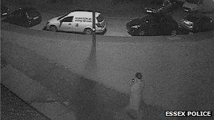CCTV evidence in Eystna Blunnie murder trail