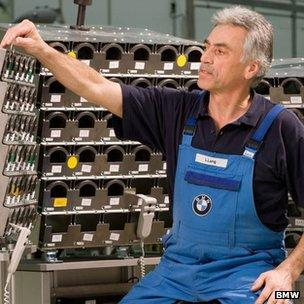 BMW worker