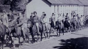 Pony trekkers