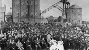 Deep Navigation Colliery workforce