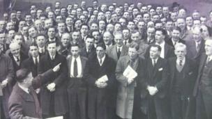Treorchy choir