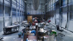 Scenery workshop