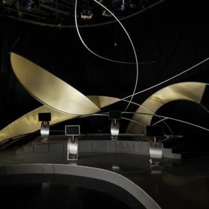 Studio TC1 with set from Pointless