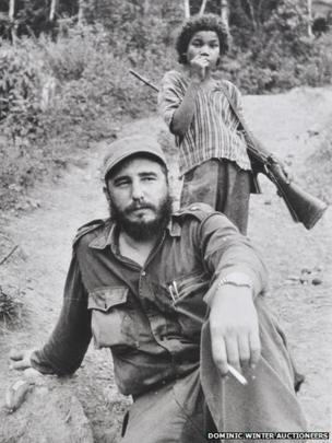 'Child guardian', taken in Cuba in 1962