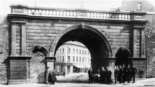 Ferryquay Gate circa 1900