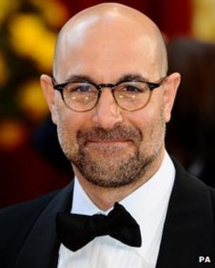 Stanley Tucci  can t stand  filming with CGI and 3D - BBC News dd8fe2c34d17