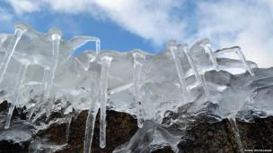Ice structure
