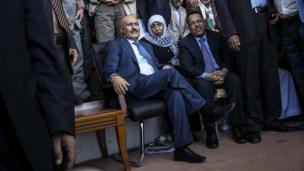 Ali Abdullah Saleh holds large political gathering in Sanaa