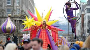 Belfast carnival