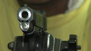The gunmakers of the Philippines - BBC News
