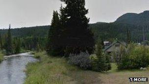Taylor More's bungalow for sale in Alberta, Canada