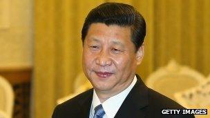 Xi Jinping is seeking to boost ties with Russia