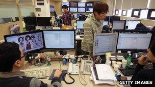 South Korea says China hack link a 'mistake' - BBC News