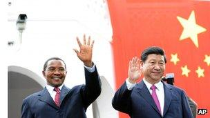 Image result for Xi Jinping in Africa, pictures
