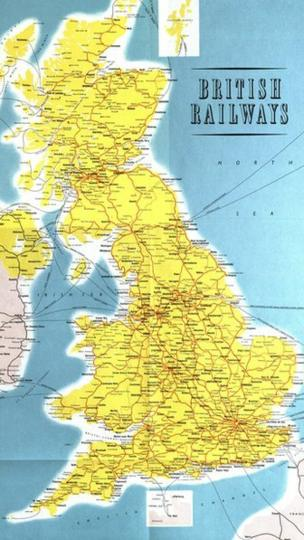 Map Of Uk 5000 Years Ago.Did Dr Beeching Get It Wrong With His Railway Cuts 50 Years Ago