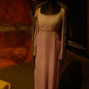 Fantine's dying costume