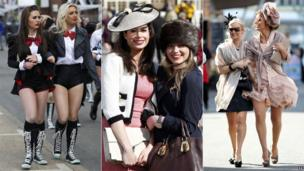 Women at Aintree