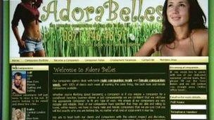 south african escort websites