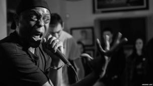 Duke Zero-One singing