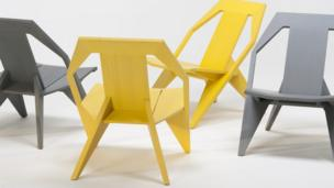 Medici Chair Designed by Konstantin Grcic for Mattiazzi