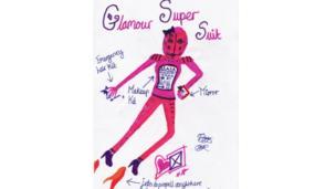 super suit design