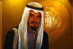 HH the Emir of Kuwait, Sheikh Jabar Ahmad al-Sabah 2005