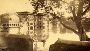 Water Palace, Deeg, 1884