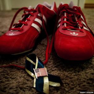 Shoes. Photo: Jeremy Upshaw