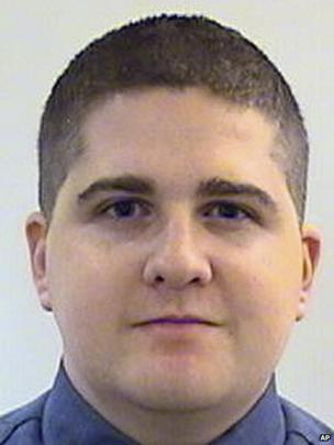 Policeman Sean Collier, shot dead at MIT, 19 April 2013