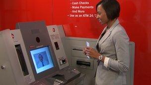 Video ATM