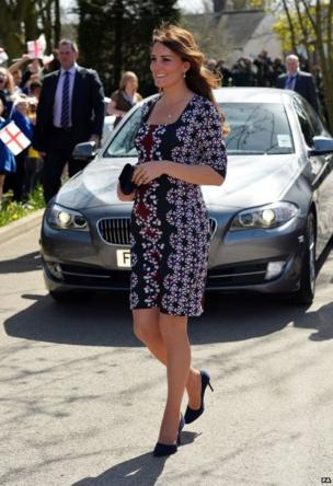 Duchess arrives at The Willows Primary School in Wythenshawe, Manchester