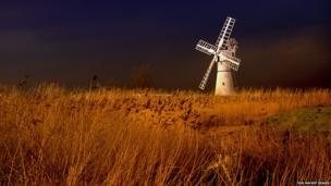 Thurne Windmill, Norfolk