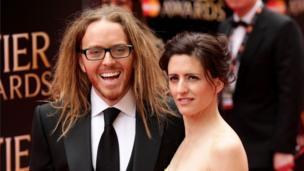 Tim and Sarah Minchin